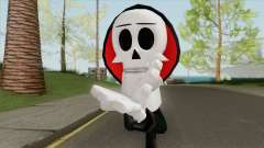 Grim (The Grim Adventures Of Billy And Mandy) for GTA San Andreas
