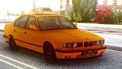 BMW E34 M for GTA San Andreas