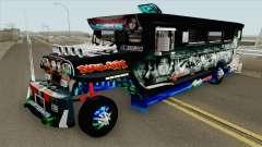 Castro Patok Jeepney