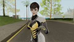 The Wasp V1 (Marvel Ultimate Alliance 3) for GTA San Andreas