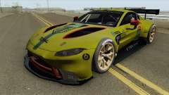 Aston Martin Vantage GT3 2019 for GTA San Andreas