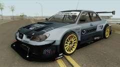 Subaru Impreza WRX STI Time Attack 2006 for GTA San Andreas