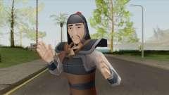 Soldier V2 (Mulan) for GTA San Andreas