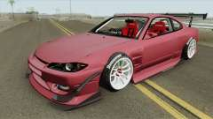 Nissan Silvia S15 Vertex Kit 2000 for GTA San Andreas