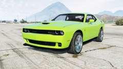 Dodge Challenger SRT Hellcat (LC) 2015 for GTA 5