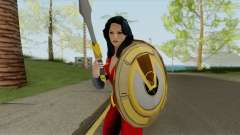 Donna Troy: The First Wonder Girl V1 for GTA San Andreas