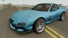 Mazda RX-7 Spirit R Type A 2002 for GTA San Andreas