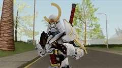 Shield Samurai (Creative Destruction) for GTA San Andreas