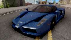 Ferrari Enzo 2002 Blue for GTA San Andreas