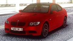 BMW M3 Original Red for GTA San Andreas