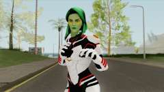 Gamora V1 (Marvel Ultimate Alliance 3) for GTA San Andreas