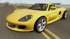 Porsche Carrera GT 2006 for GTA San Andreas