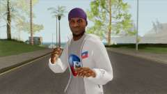 Haitian Gang Skin V1 for GTA San Andreas