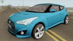 Hyundai Veloster HQ for GTA San Andreas