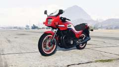 Kawasaki GPZ1100 pigment red for GTA 5
