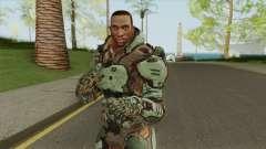 CJ (Doom 3 Style) for GTA San Andreas
