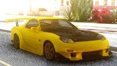 Mazda RX-7 FD3S Takahashi Keisuke for GTA San Andreas