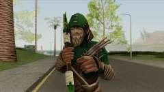 Green Arrow: Castaway V2 for GTA San Andreas