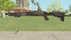 Shotgun (Carbon) for GTA San Andreas
