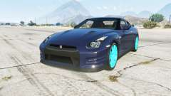 Nissan GT-R (R35) 2014 for GTA 5
