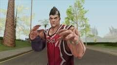 Dunkmaster Darius for GTA San Andreas