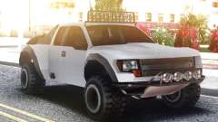 Ford F150 Raptor White for GTA San Andreas