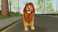 Mufasa (The Lion King) for GTA San Andreas
