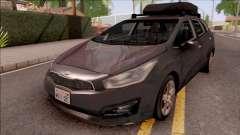 Kia Ceed Lowpoly for GTA San Andreas