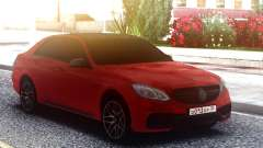 Mercedes-Benz E63 AMG W212 Red for GTA San Andreas