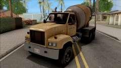 GTA V HVY Mixer Second Gen for GTA San Andreas