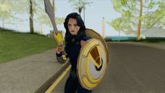 Donna Troy: The First Wonder Girl V2 for GTA San Andreas