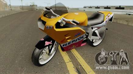 FCR Repsol Honda for GTA San Andreas