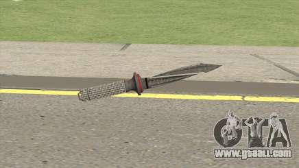 Jagdkommando Knife V1 for GTA San Andreas