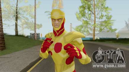 Firestorm: The Nuclear Man V2 for GTA San Andreas