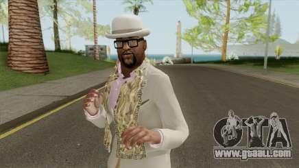 Big Smoke (Casino And Resort Outfit) for GTA San Andreas