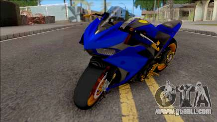 Yamaha R25 Modif Version for GTA San Andreas