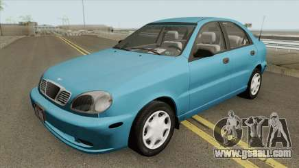 Daewoo Lanos 1.6l 16V 1999-2001 (US-Spec) for GTA San Andreas