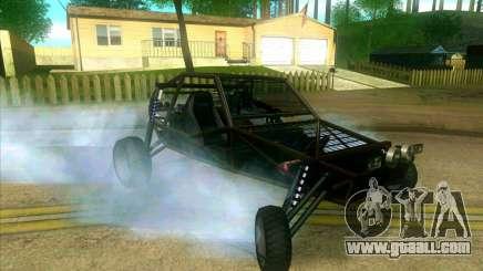 New Bandito for GTA San Andreas