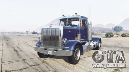 Peterbilt 289 fiord for GTA 5