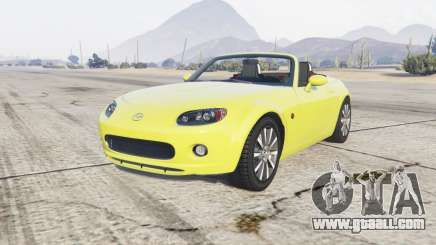 Mazda MX-5 Roadster (NC1) 2007 for GTA 5