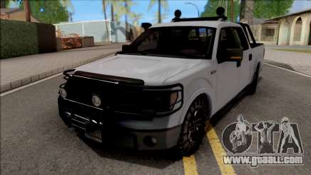 Ford F-150 2014 for GTA San Andreas