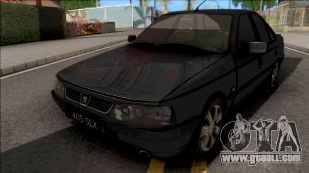 Peugeot 405 SLX for GTA San Andreas