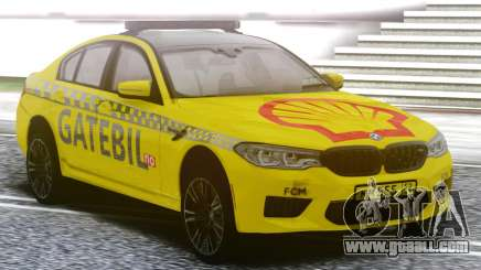 BMW M5 F90 GATEBIL for GTA San Andreas