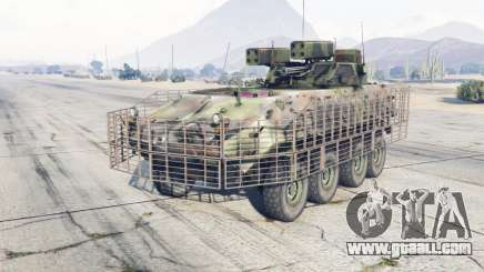 LAV-AD for GTA 5