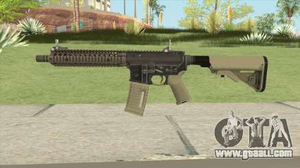 MK18 Assault Rifle for GTA San Andreas