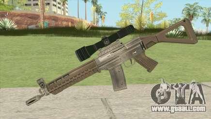 SG5 Commando (007 Nightfire) for GTA San Andreas