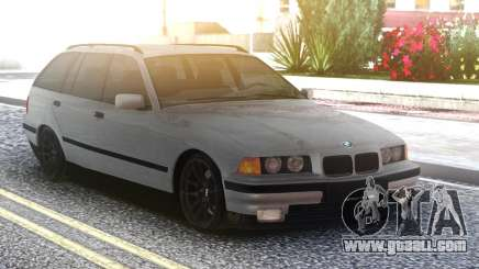 BMW E36 325 TDS for GTA San Andreas