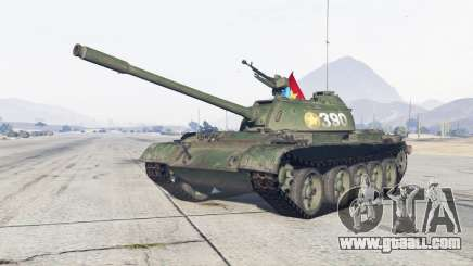 T-55 for GTA 5