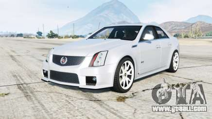 Cadillac CƬS-V 2009 for GTA 5
