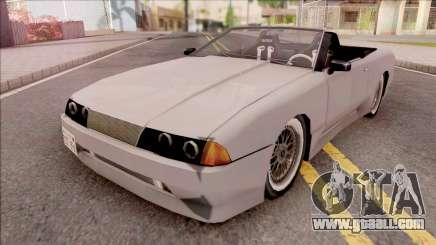 Darkdevil Elegy Cabrio Drift-Racecar for GTA San Andreas